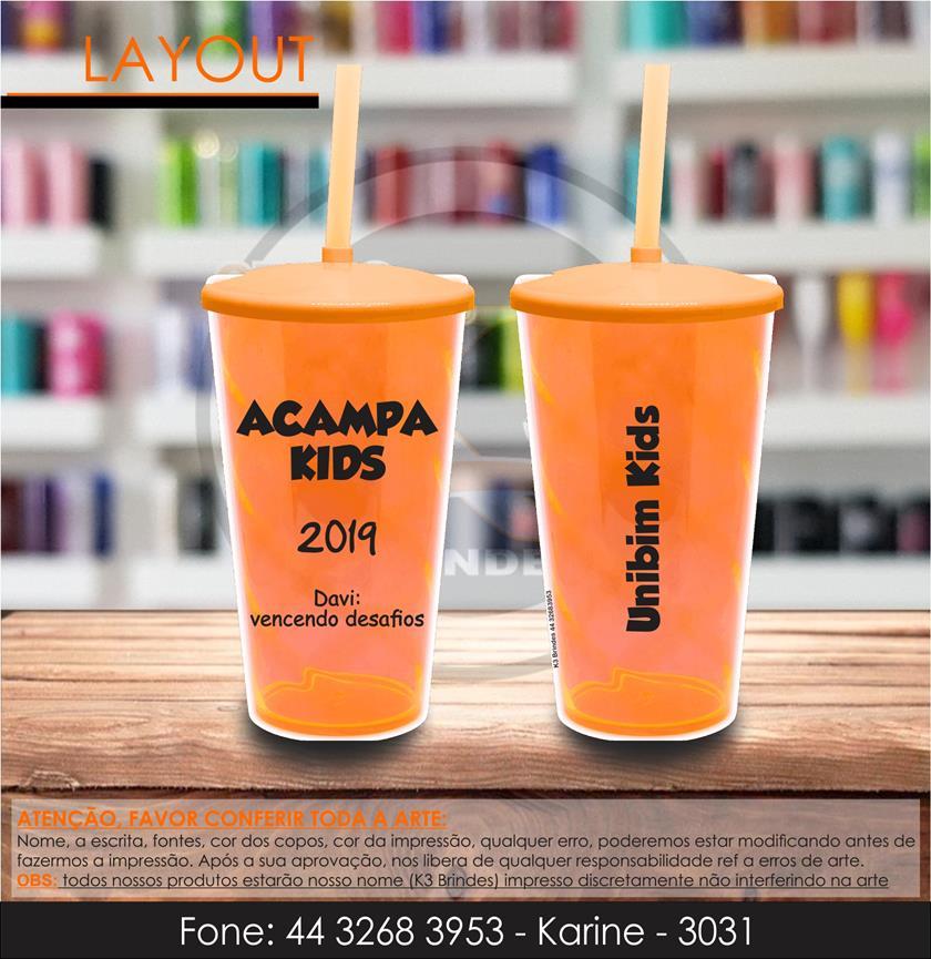 3031 - euphoria laranja - acampa kids