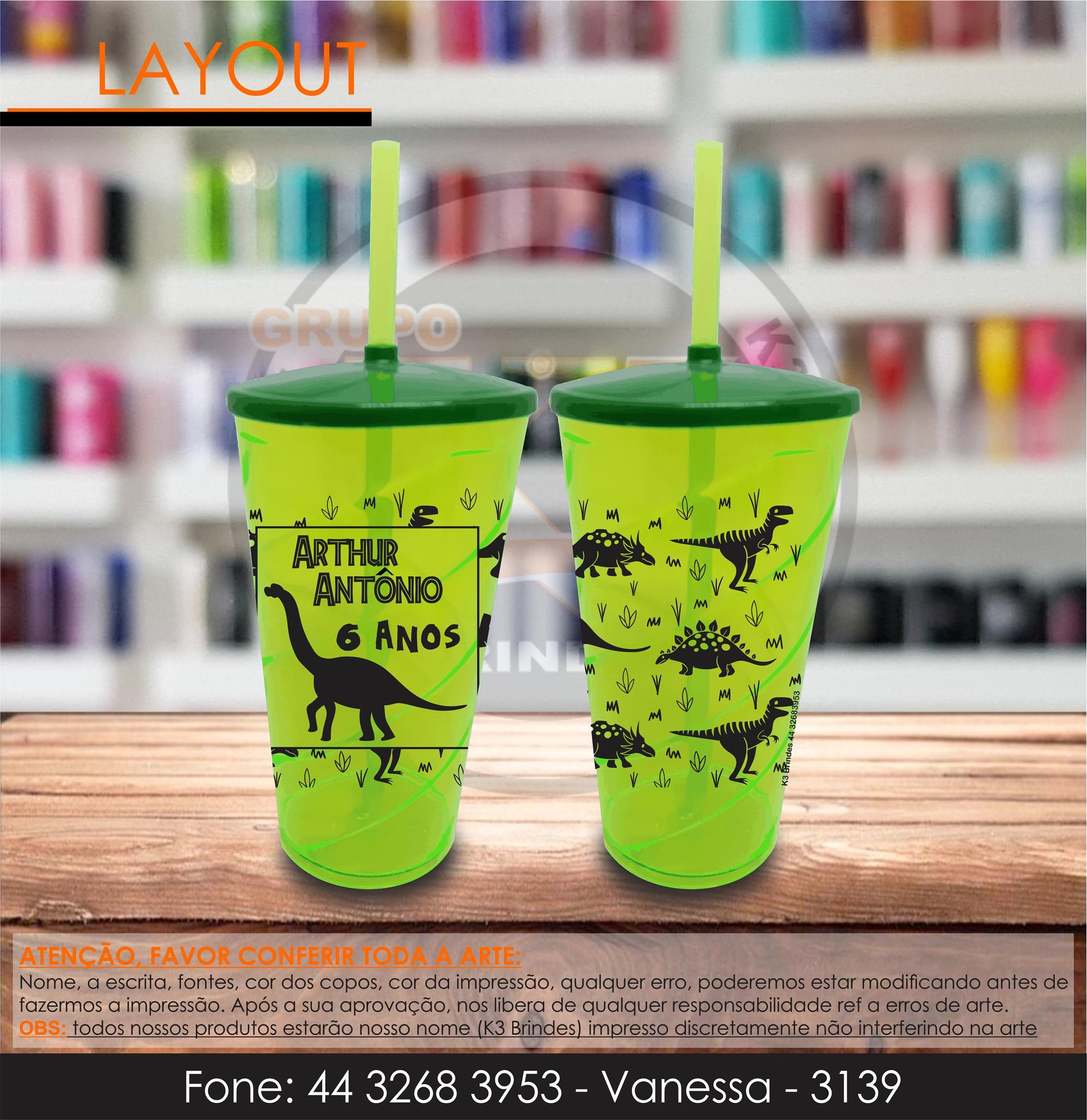 3139 - euphoria verde neon - dinossauro - 6 anos - infantil - dino